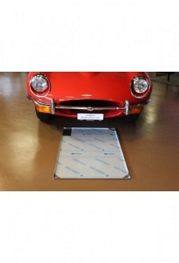 Drip stop 120x70cm, aluminium
