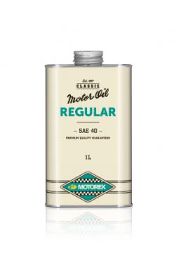 Motoroil Motorex Regular SAE 40