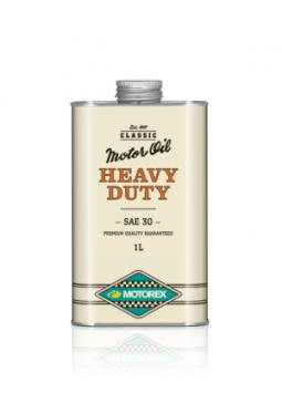 Motoroil Motorex Heavy Duty SAE 30