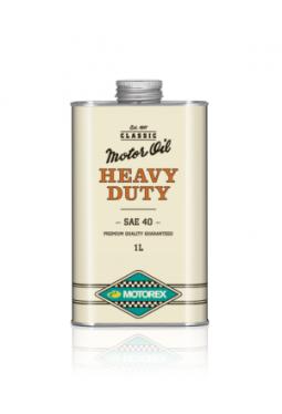 Motoroil Motorex Heavy Duty SAE 40