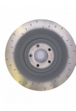 Alcon Front Brake Disc LH