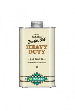 Motoroel Motorex Heavy Duty SAE 20W50 ..