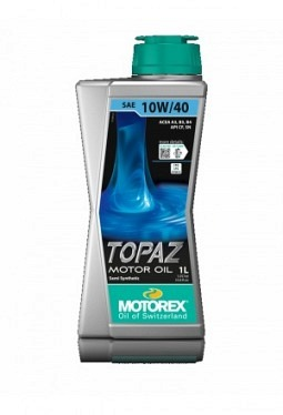 Motoroil Motorex 10W40 Topaz
