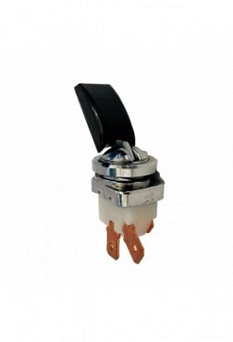 Sprung Off-on Toggle switch