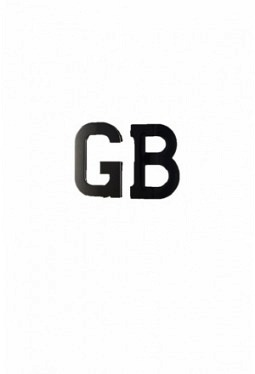 """GB"" letters"