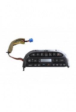 Control element AC heated windscreen